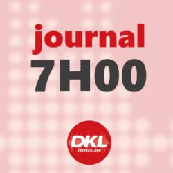 Journal 7h - mercredi 8 avril