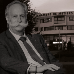 DISPARITION | Les hommages se multiplient après la mort du parton de l'artisanat Bernard Statler