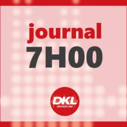 Journal 7h - lundi 25 mai