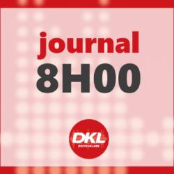 Journal 8h - lundi 25 mai