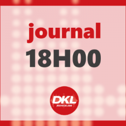 Journal 18h - lundi 25 mai
