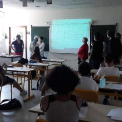 DECONFINEMENT   La reprise s'amorce dans les collèges : exemple dans le sud-Alsace