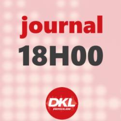 Journal 18H - jeudi 2 juillet