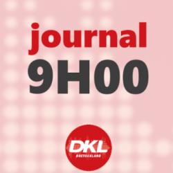 Journal 9h - vendredi 3 juillet