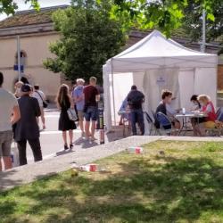 CORONAVIRUS | Succès pour la campagne de dépistage : un seul cas positif détecté sur 1500 personnes
