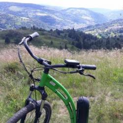 EVASION   En trottinette électrique tous-terrains dans les Vosges