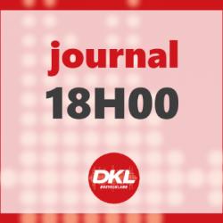 Journal 18h - lundi 3 août