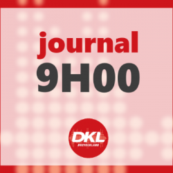 Journal 9h - lundi 24 août