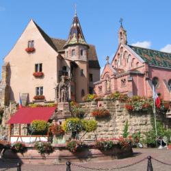 TOURISME | Par quoi sont attirés les touristes qui viennent en Alsace ? Réponse avec ce couple origi