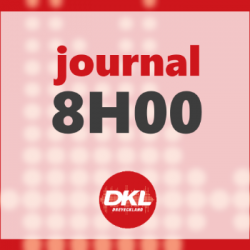 Journal 8h - lundi 31 août