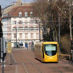 MULHOUSE   Le centre-ville réservé aux piétons et aux modes de transport doux ce dimanche