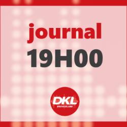 Journal 19h - jeudi 17 septembre