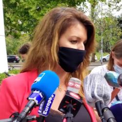 STRASBOURG   La ministre déléguée Marlène Schiappa en visite ce mercredi après l'agression d'une étu
