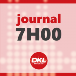 Journal 7h - vendredi 25 septembre