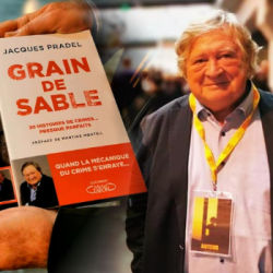 POLAR   Jacques Pradel, le passeur d'histoires criminelles, se confie &agrave DKL