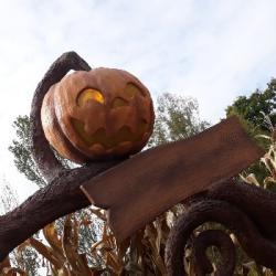 VACANCES | Jusqu'&agrave début novembre, le parc du Petit Prince transformé par Halloween
