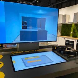 INNOVATION | Imodji kitchens, le concept-store pour composer sa cuisine en 3D