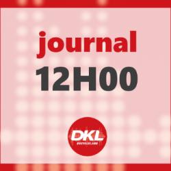 Journal 12h - mardi 3 novembre