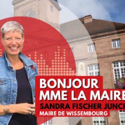 BONJOUR MME LA MAIRE DE WISSEMBOURG (67)