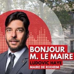 BONJOUR M. LE MAIRE DE RIXHEIM (68)
