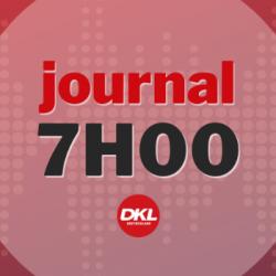 Journal 7h - jeudi 12 novembre