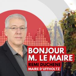 BONJOUR M. LE MAIRE D'UFFHOLTZ (68)