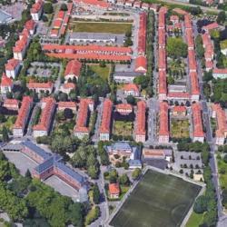 MULHOUSE   Le Nouveau programme de renouvellement urbain bénéficiera &agrave près de la moitié des h