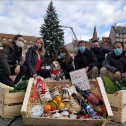 INNOVATION   A Strasbourg, le Marché du Off se délocalise sur internet et joue la carte solidaire