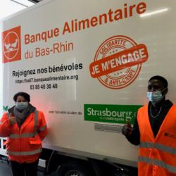 SOLIDARITE | La collecte de la banque alimentaire se met &agrave l'heure de l'épidémie de Coronaviru