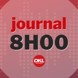 Journal 8h - mercredi 25 novembre