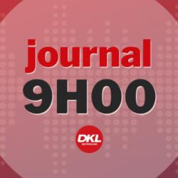 Journal 9h - mardi 1er décembre