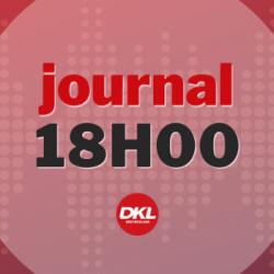Journal 18H - jeudi 3 décembre
