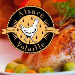 GASTRONOMIE | A Noël, pourquoi ne pas servir une volaille d'Alsace IGP ou Label Rouge ?
