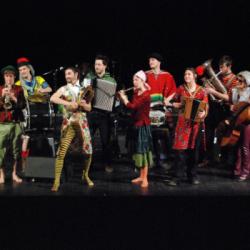 CULTURE   L'orchestre Bal'Us'Trad prépare petit &agrave petit sa reprise des spectacles