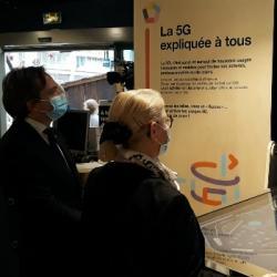 MULHOUSE   L'opérateur Orange lance la 5G dans l'agglomération mulhousienne