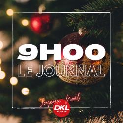 Journal 9h - jeudi 24 décembre