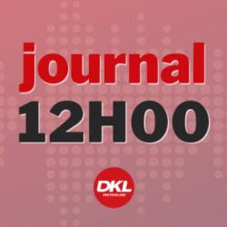 Journal 12h - lundi 4 janvier