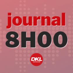 Journal 8h - mardi 5 janvier