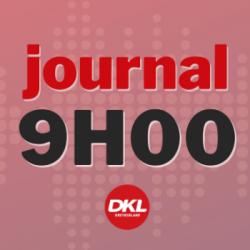 Journal 9h - mardi 5 janvier