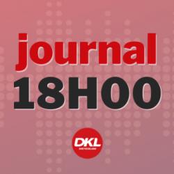 Journal 18H - mercredi 6 janvier