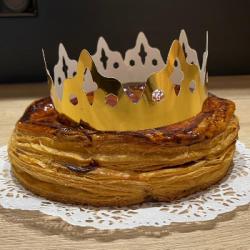 TRADITION | Le boulanger mulhousien Patrick Riclin reprend son fournil et sublime la galette des roi