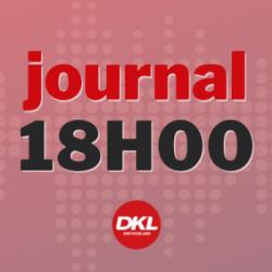 Journal 18h - jeudi 8 janvier