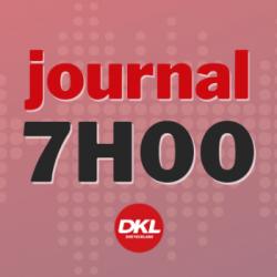 Journal 7h - vendredi 8 janvier