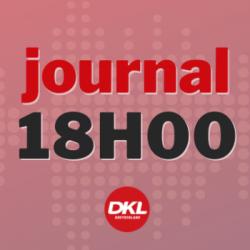 Journal 18h - lundi 11 janvier