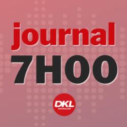 Journal 7h - mardi 12 janvier