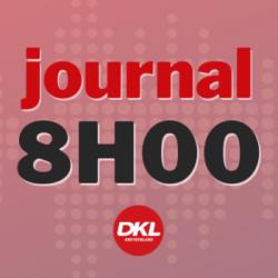 Journal 8h - mardi 12 janvier