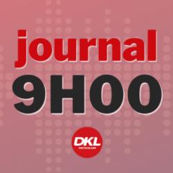 Journal 9h - mardi 12 janvier