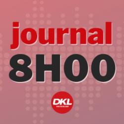 Journal 8h - mercredi 13 janvier