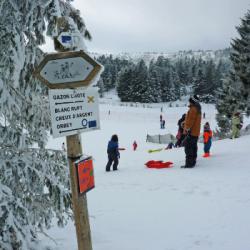 MASSIF VOSGIEN   Malgré l'abondance de neige, les professionnels de la montagne sont très inquiets