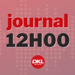 Journal 12h - mercredi 13 janvier